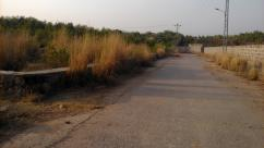 Corner 10 Kanal Farmhouse Plot For Sale Near Mouza Phulgaran