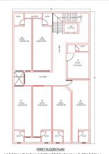 First Floor 290 Sq Ft Apartment For Sale