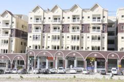 4.9 Marla 2 Bedrooms Defence Residency Flat For Rent