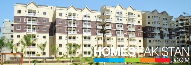 3.5 Marla 2 Bedrooms Defence Residency Flat For Rent