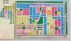 30x70 Residential Plot For Sale In D-17 Sector Islamabad