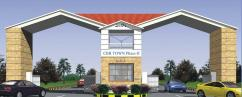 CBR TOWN phase 2 ideal location Balloted Plots for sale by AMBD