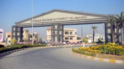 250 SQ YARDS PLOT with EXTRA LAND FOR SALE AT DHA PHASE_II ISLAMABAD