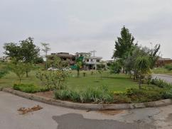 BEAUTIFUL IDEAL 500 SQ YARDS PARK FACE AND SUN FACE PLOT FOR SALE AT DHA PHASE_II ISLAMABAD