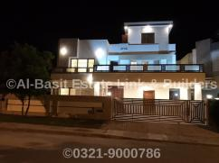 BRAND NEW HOUSE FOR SALE AT, Sector_B, DHA PHASE_II ISLAMABAD