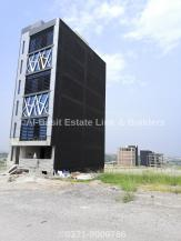 6 MARLA COMMERCIAL PLOT MAIN JOHAR BOULEVARD AT CENTRAL COMMERCIAL FOR SALE AT DHA PHASE_V ISLAMABAD