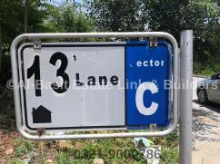 500 Sq Yards Plot For Sale, at LANE 13, SECTOR C, DHA Phase_II Islamabad