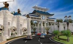 5 Marla Commercial Plot For Sale in Blue World City