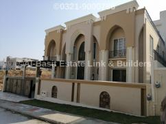 BRAND NEW 7 BED ROOMS FULLY FURNISHED 500 Sq Yards, HOUSE FOR SALE AT, Sector_G, DHA PHASE_II ISLAMABAD