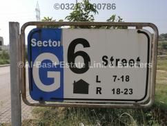 500 SQ YARDS, MARGLA FACE PLOT FOR SALE AT, SECTOR G, DHA PHASE_II ISLAMABAD