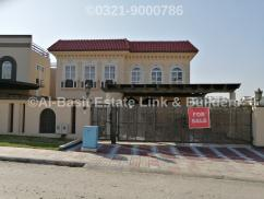 5 BED BRAND NEW, FULLY FURNISHED DOUBLE UNIT, 500 Sq Yards, HOUSE FOR SALE AT, Sector_G, DHA PHASE_II ISLAMABAD