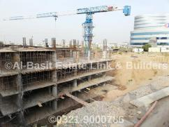 358 Sqft Shop For Sale at 3rd Floor, D Mall, Al Ghurair Giga DHA Islamabad on Easy Installment Plan