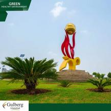 10 Marla Best Location Plot Available For Sale On Reasonable Price In Gulberg Islamabad