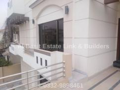 Seprate main Gate Kanal Corner house Ground available for Rent at DHA Phase 2 Islamabad.