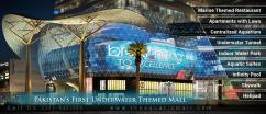 Aquatic Mall Shops/ Apartments/ Suites for Sale/ Investment with good ROI