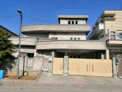 1 Kanal Semi Complete Double Unit House for Sale at DHA Phase_II Islamabad