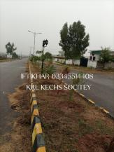 Krl kechs employees cooperative housing society Rawat Islamabad