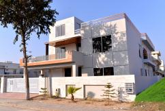 BRAND NEW SUN FACE 6 BED ROOMS HOUSE FOR SALE AT SECTOR F, GIGA MALL DHA PHASE 2 ISLAMABAD