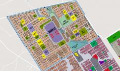 Residential Plot For Sale In Beautiful Sector D12