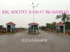 10 marla Krl kechs employees cooperative housing society Rawat Islamabad