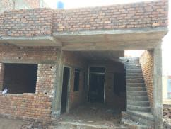 3.5 Marla house structure for sale
