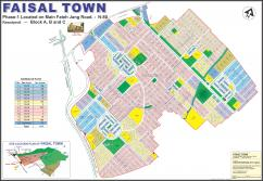 7 Marla Plot for sale in Faisal Town F-18