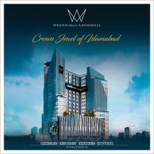 Winston Mall and Residencia B17 Islamabad (Amnesty Approved)