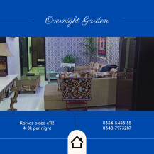 1 and 2 bedrooms cozy and furnished apartments for per day basis