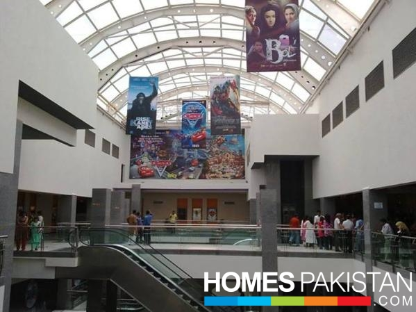 7c87b282f3 116 Sq Ft Ideal Location Brand New First Floor Commercial Shop For Sale in  Atrium Mall