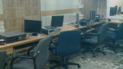 2700 Sq Ft Ideal Location Furnished Commercial Office For Rent in Block 13