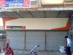 880 Sq Ft Commercial Shop For Rent, Best For Fast Food Services