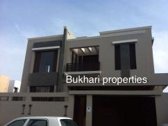 West Open 300 Sq Yard 4 Bedrooms Brand New Luxurious Bungalow For Sale