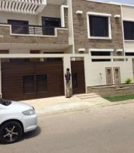 West Open 500 Sq Yard 5 Bedrooms Old Bungalow For Sale in 24th Street