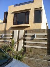 500 Sq Yard 5 Bedrooms Brand New Bungalow For Sale