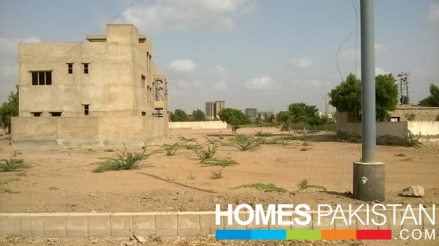 120 Sq Yard Yard Prime Location Residential Plot For Sale