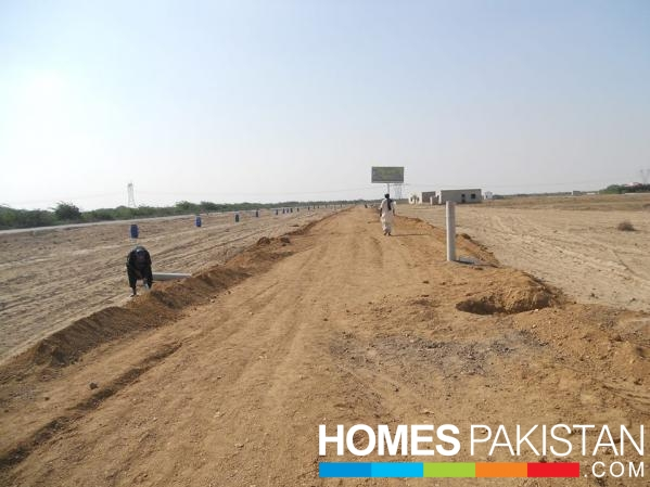 120 Sq  Yard Residential Plot For Sale | HomesPakistan com