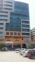 2100 sqft office space on Rent Horizon Tower