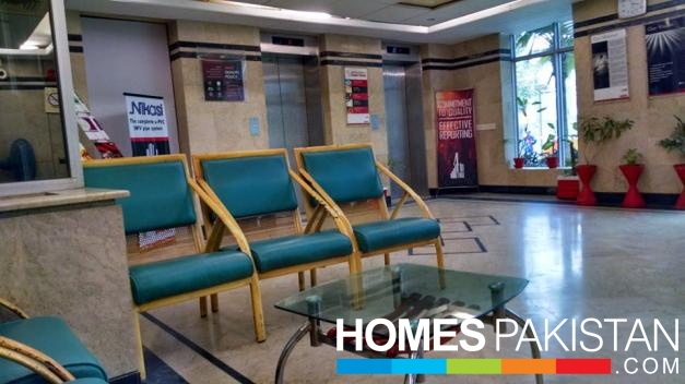 5000 sqft office Space Semi Furnished on Rent