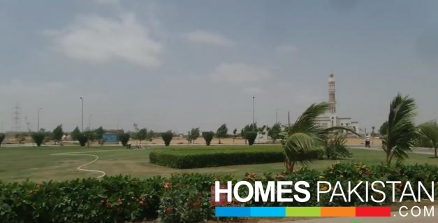 Plots available in ALI BLOCK Bahria Town karachi for sale