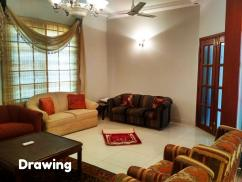 3rd Floor 2300 Sq Ft Apartment For Sale
