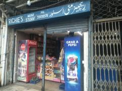 Road Facing Shop For Sale