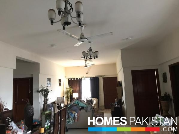 Ideal Location Flat Available For Rent In Sapphire Residency