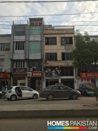Commercial Building For Sale Near Tariq Road