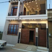 Double storey bungalow for sale sector Q