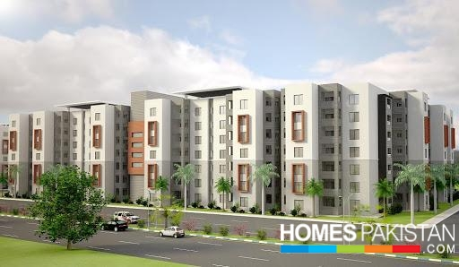 2 Bedroom Apartment 950 Sq. Ft On Booking On Prime Location Of Bahira Town Karachi
