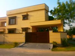 8.5 Marla 4 Bedrooms Double Storey House For Sale Near Shoukat Khanum Hospital