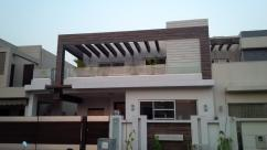 1 Kanal 7 Bedrooms Brand New Semi Furnished Gorgeous Bungalow For Rent
