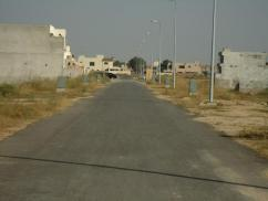 1 Kanal Fine Location Residential Plot For Sale In Block L Near Mosque And Market
