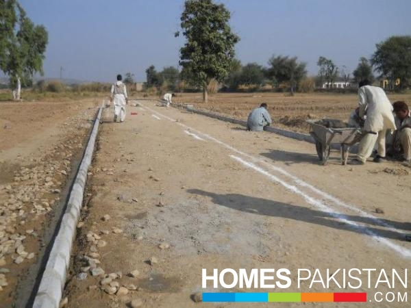 1 Kanal Outclass Location Residential Plot For Sale In C Block