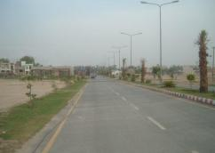 1 Kanal Prime Location Residential Plot For Sale In B Block